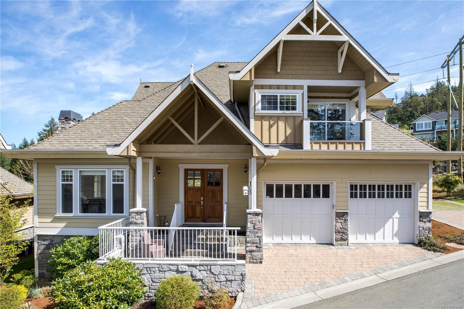 Main Photo: 105 2060 Troon Crt in : La Bear Mountain House for sale (Langford)  : MLS®# 873827