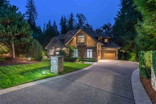 Photo 1: 1016 RAVENSWOOD Drive: Anmore House for sale (Port Moody)  : MLS®# R2527845