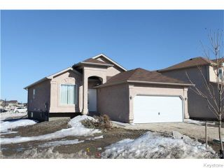 Photo 1: 179 Southview Crescent in WINNIPEG: Fort Garry / Whyte Ridge / St Norbert Residential for sale (South Winnipeg)  : MLS®# 1428918