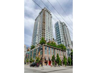 Photo 1: # 801 565 SMITHE ST in Vancouver: Downtown VW Condo for sale (Vancouver West)  : MLS®# V1076354