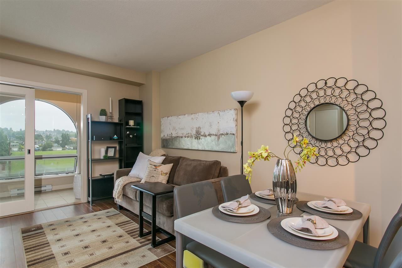 """Main Photo: 419 4078 KNIGHT Street in Vancouver: Knight Condo for sale in """"KING EDWARD VILLAGE"""" (Vancouver East)  : MLS®# R2074293"""