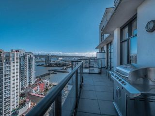 """Photo 24: 2101 1 RENAISSANCE Square in New Westminster: Quay Condo for sale in """"The Q"""" : MLS®# R2557732"""