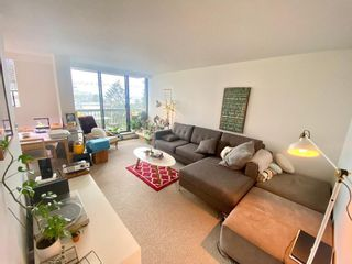 """Photo 3: 407 145 ST. GEORGES Avenue in North Vancouver: Lower Lonsdale Condo for sale in """"TALISMAN TOWERS"""" : MLS®# R2583805"""