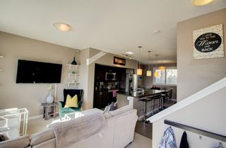Photo 2: 336 Cranfield Common SE in Calgary: Cranston Row/Townhouse for sale : MLS®# A1096539