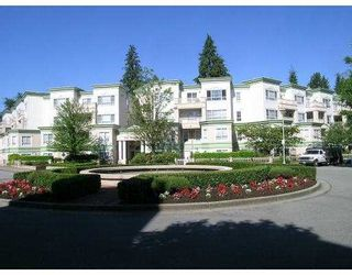 """Photo 1: 409 2960 PRINCESS Crescent in Coquitlam: Canyon Springs Condo for sale in """"THE JEFFERSON"""" : MLS®# V653813"""