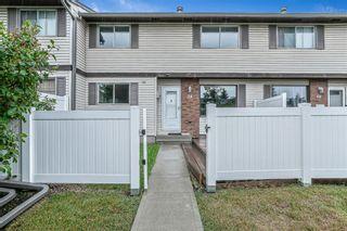 Photo 1: 38 740 Bracewood Drive SW in Calgary: Braeside Row/Townhouse for sale : MLS®# A1132055