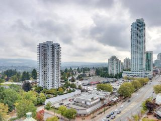 """Photo 8: 1400 5967 WILSON Avenue in Burnaby: Metrotown Condo for sale in """"PLACE MERIDIAN"""" (Burnaby South)  : MLS®# R2619905"""
