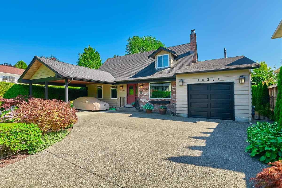 Main Photo: 10380 SPRINGWOOD Crescent in Richmond: Steveston North House for sale : MLS®# R2487105