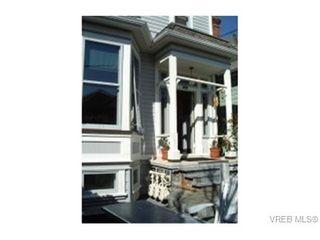 Photo 2: 586 Toronto St in VICTORIA: Vi James Bay House for sale (Victoria)  : MLS®# 334211