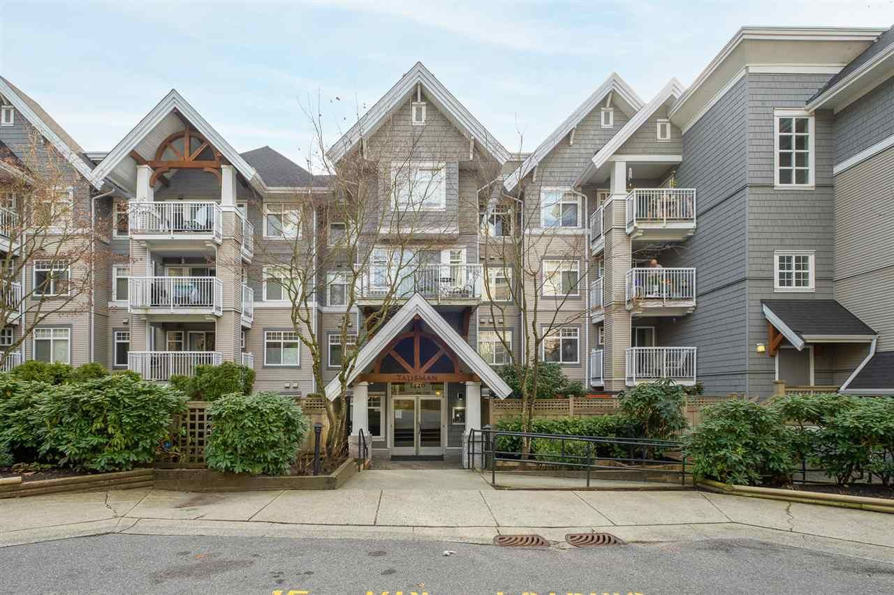 "Main Photo: 112 1420 PARKWAY Boulevard in Coquitlam: Westwood Plateau Condo for sale in ""MONTREUX"" : MLS®# R2554663"