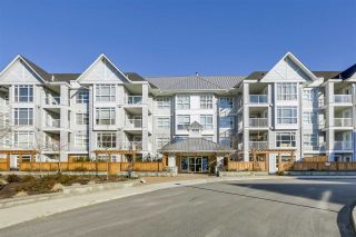 """Photo 1: 313 3148 ST JOHNS Street in Port Moody: Port Moody Centre Condo for sale in """"Sonrisa"""" : MLS®# R2344283"""
