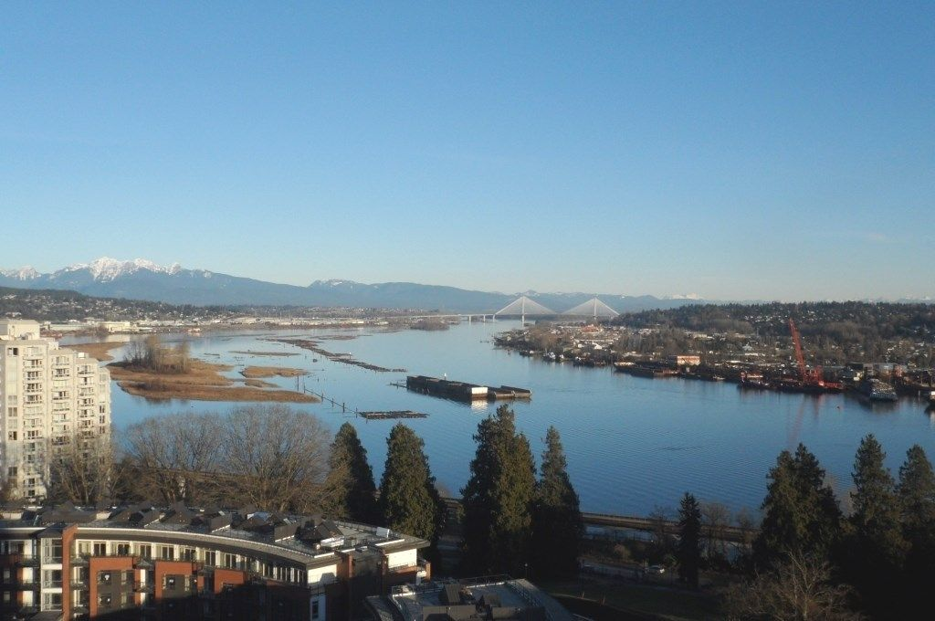 Main Photo: 1203 15 E ROYAL Avenue in New Westminster: Fraserview NW Condo for sale : MLS®# R2023960