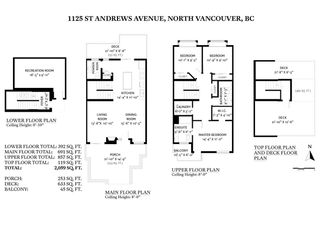 "Photo 40: 1125 ST. ANDREWS Avenue in North Vancouver: Central Lonsdale Townhouse for sale in ""St Andrews Gardens"" : MLS®# R2542187"