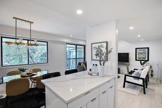 Photo 5: 109 2200 Woodview Drive SW in Calgary: Woodlands Row/Townhouse for sale : MLS®# A1109699