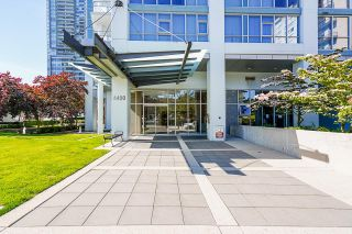 """Photo 3: 201 4400 BUCHANAN Street in Burnaby: Brentwood Park Condo for sale in """"MOTIF & CITI"""" (Burnaby North)  : MLS®# R2596915"""
