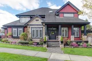 "Photo 1: 3813 154A Street in Surrey: Morgan Creek House for sale in ""IRONWOOD"" (South Surrey White Rock)  : MLS®# R2356551"