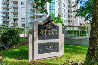 """Photo 2: 1703 1199 EASTWOOD Street in Coquitlam: North Coquitlam Condo for sale in """"The Selkirk"""" : MLS®# R2616911"""
