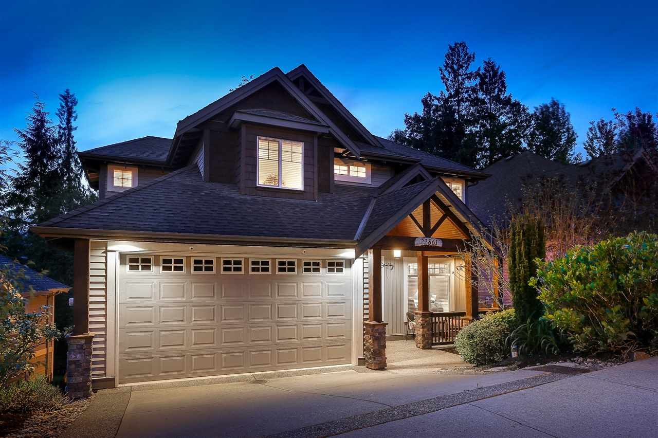 Main Photo: 22861 FOREMAN Drive in Maple Ridge: Silver Valley House for sale : MLS®# R2167026