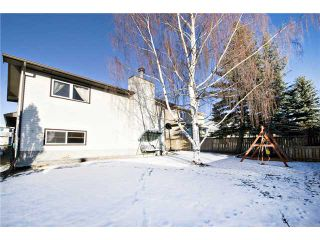 Photo 20: 43 EDFORTH Way NW in CALGARY: Edgemont Residential Detached Single Family for sale (Calgary)  : MLS®# C3504260