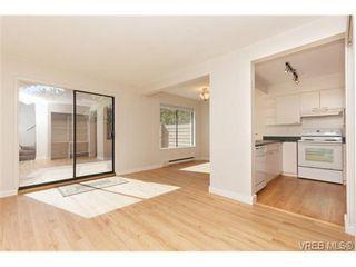 Photo 3: 506 Crossandra Cres in VICTORIA: SW Tillicum Row/Townhouse for sale (Saanich West)  : MLS®# 712194