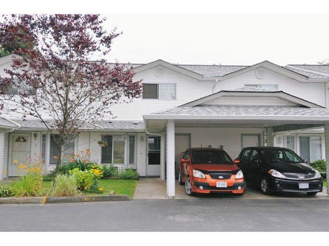 Main Photo: # 3 11757 207TH ST in Maple Ridge: Southwest Maple Ridge Condo for sale : MLS®# V1010426