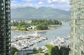 """Photo 2: 1203 1331 W GEORGIA Street in Vancouver: Coal Harbour Condo for sale in """"The Pointe"""" (Vancouver West)  : MLS®# R2463393"""
