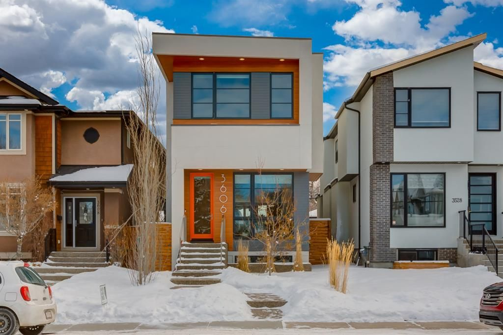 Main Photo: 3606 3 Street NW in Calgary: Highland Park Detached for sale : MLS®# A1069967