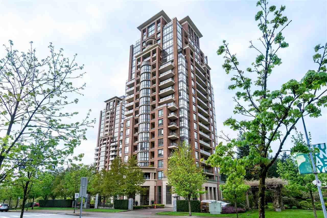 """Main Photo: 1205 6833 STATION HILL Drive in Burnaby: South Slope Condo for sale in """"VILLA JARDIN"""" (Burnaby South)  : MLS®# R2573131"""