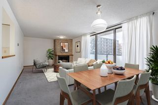 Photo 3: 306 1732 9A Street SW in Calgary: Lower Mount Royal Apartment for sale : MLS®# A1072232