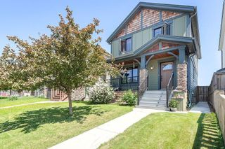 Photo 1: 22 BRIDLECREST Garden SW in Calgary: Bridlewood Detached for sale : MLS®# C4306282