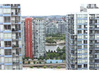 """Photo 4: 2802 930 CAMBIE Street in Vancouver: Yaletown Condo for sale in """"PACIFIC LANDMARK II"""" (Vancouver West)  : MLS®# V1072041"""