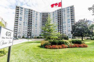 Photo 3: 1003 451 The West Mall in Toronto: Etobicoke West Mall Condo for sale (Toronto W08)  : MLS®# W5380496