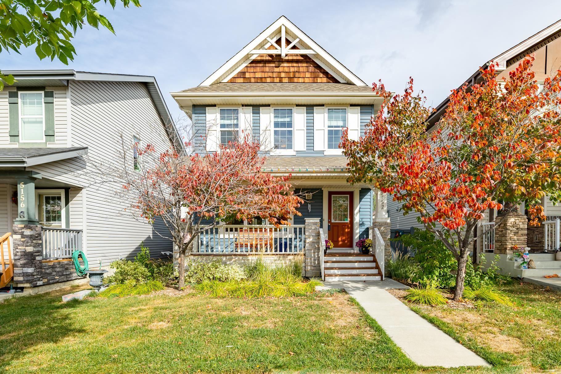 Main Photo: 5152 4 Avenue in Edmonton: Zone 53 House for sale : MLS®# E4263328