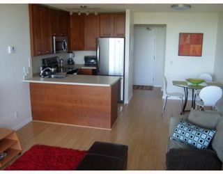 """Photo 3: 1103 3980 CARRIGAN Court in Burnaby: Government Road Condo for sale in """"DISCOVERY PLACE"""" (Burnaby North)  : MLS®# V788912"""