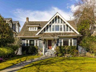 "Main Photo: 1913 W 45TH Avenue in Vancouver: Kerrisdale House for sale in ""Kerrisdale"" (Vancouver West)  : MLS®# R2552534"