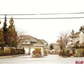 "Photo 1: 25 15677 24TH Avenue in Surrey: King George Corridor Townhouse for sale in ""SUMMERLEA POINT"" (South Surrey White Rock)  : MLS®# F2800140"