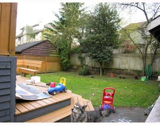 Photo 8: 660 W 13TH Avenue in Vancouver: Fairview VW House for sale (Vancouver West)  : MLS®# V761116