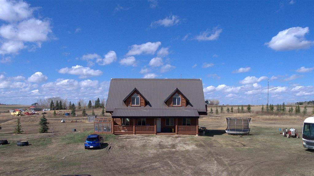 Main Photo: 265135 Symons Valley Road in Rural Rocky View County: Rural Rocky View MD Detached for sale : MLS®# A1090519