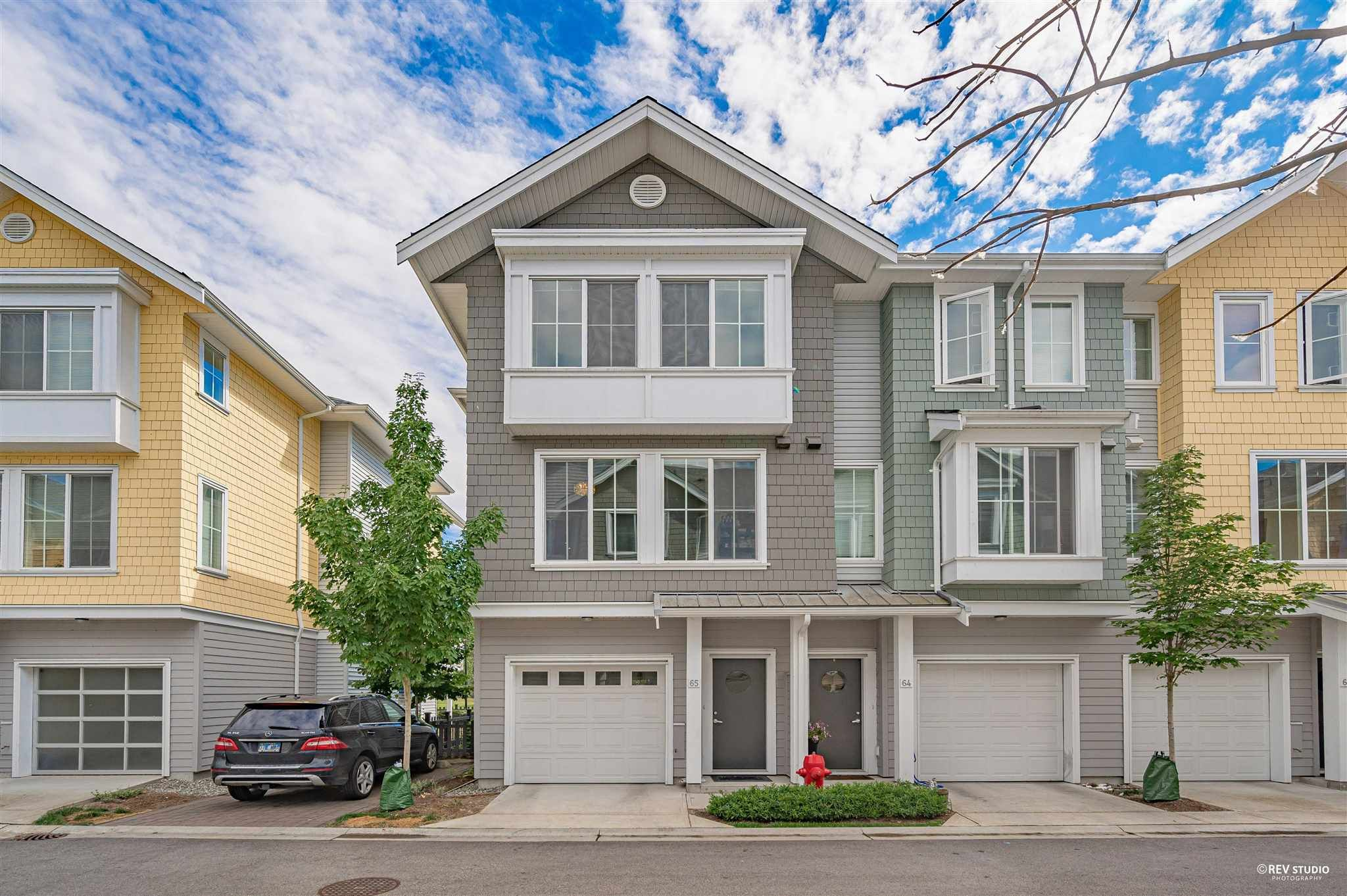 """Main Photo: 65 5550 ADMIRAL Way in Ladner: Neilsen Grove Townhouse for sale in """"Fairwinds at Hampton Cove"""" : MLS®# R2603931"""