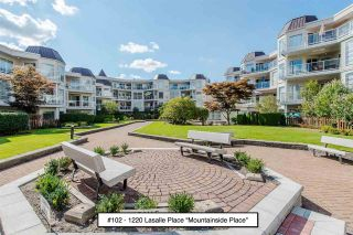 "Photo 18: 102 1220 LASALLE Place in Coquitlam: Canyon Springs Condo for sale in ""Mountainside Place"" : MLS®# R2202260"