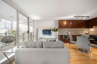 """Photo 3: 710 535 SMITHE Street in Vancouver: Downtown VW Condo for sale in """"DOLCE"""" (Vancouver West)  : MLS®# R2592520"""