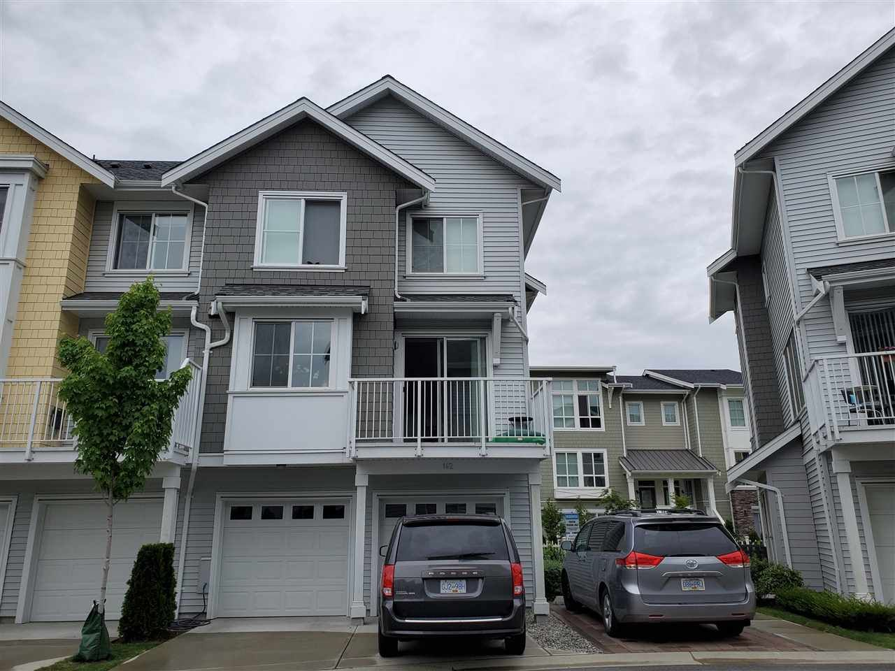Main Photo: 142 5550 ADMIRAL Way in Ladner: Neilsen Grove Townhouse for sale : MLS®# R2544664