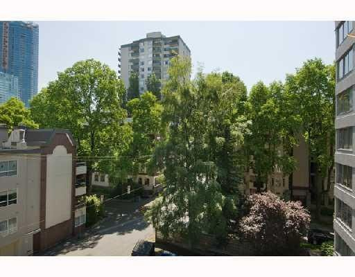 Photo 9: Photos: # 502 1225 BARCLAY ST in Vancouver: West End VW Condo for sale (Vancouver West)  : MLS®# V716758