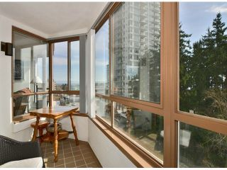 "Photo 12: 709 15111 RUSSELL Avenue: White Rock Condo for sale in ""PACIFIC TERRACE"" (South Surrey White Rock)  : MLS®# F1405374"