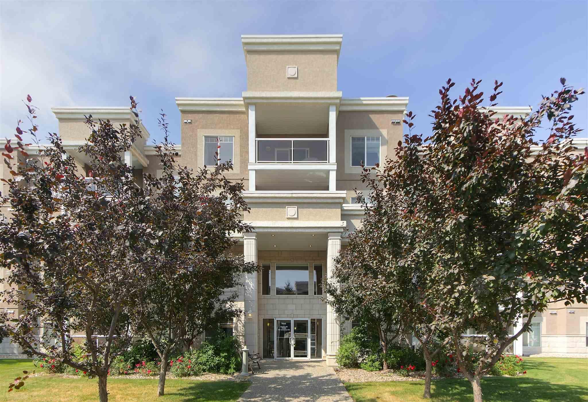 Main Photo: 345 78B MCKENNEY Avenue: St. Albert Condo for sale : MLS®# E4256519
