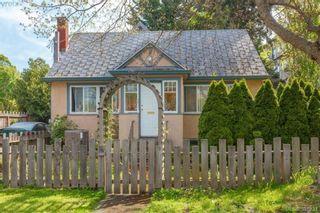 Photo 1: 2611 Fifth St in VICTORIA: Vi Hillside Half Duplex for sale (Victoria)  : MLS®# 786353