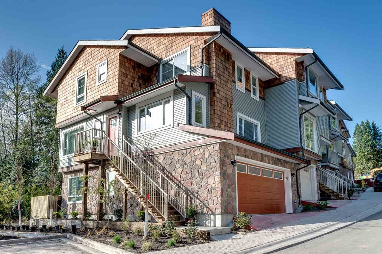 """Main Photo: 60 23651 132ND Avenue in Maple Ridge: Silver Valley Townhouse for sale in """"MYRON'S MUSE AT SILVER VALLEY"""" : MLS®# R2034343"""