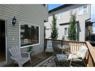 Photo 28: 18 WEST POINTE Manor: Cochrane House for sale : MLS®# C4072318