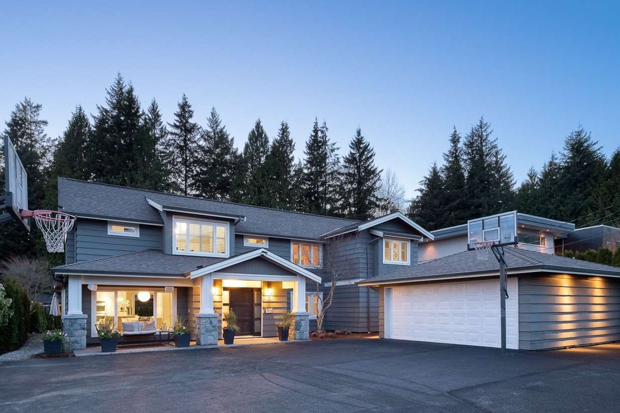 Main Photo: 4227 LIONS Avenue in North Vancouver: Forest Hills NV House for sale : MLS®# R2565681
