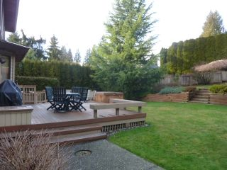 Photo 26: 8061 BURNLAKE Drive in Burnaby: Government Road House for sale (Burnaby North)  : MLS®# V929178